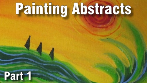 how to visualizing abstract acrylic