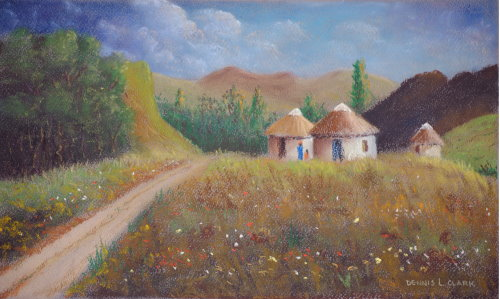 3 huts demo