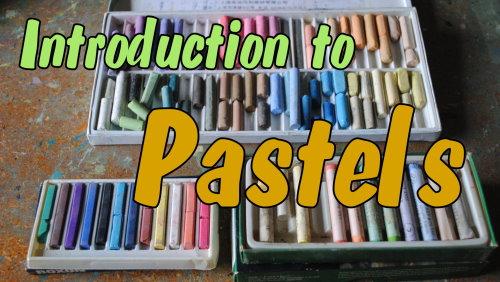 pastels intro