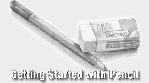 getting_started_in pencil drawing