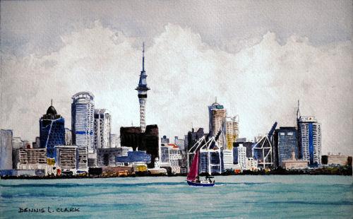city skyline 2