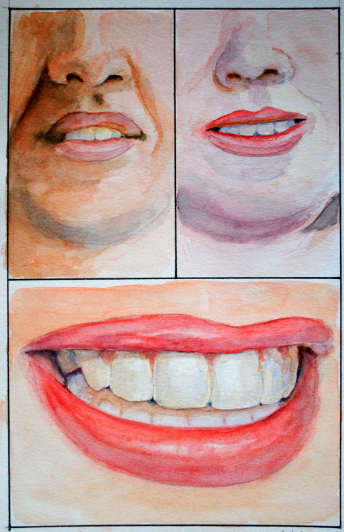 mouth and teeth